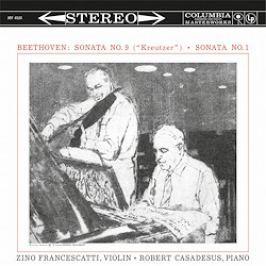 Beethoven - Francescatti / Casadesus : Violin Sonata LP