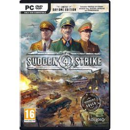 COMGAD Sudden Strike 4 Limited Day One Edition