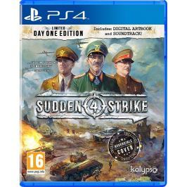 COMGAD PS4 - Sudden Strike 4 Limited Day One Edition