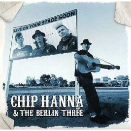 CD Chip Hanna & The Berlin Three