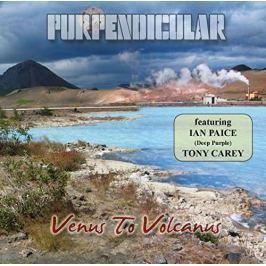 CD Purpendicular : Venus To Volcanus