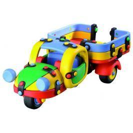 Mic-o-mic - Stavebnice - Nákladní auto tříkolka