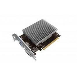 Gainward GT730, Silent FX, 4GB GDDR5, 64bit, PCIe 16x, VGA, miniHDMI, DVI