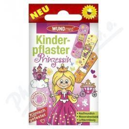 WUNDMED Náplast  dětská GIRLS - Princezny 10ks