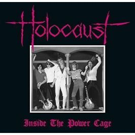 Holocaust - Inside The Power Cage LP