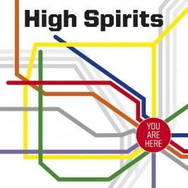 High Spirits : You Are Here  LP