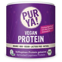 PUR YA! BIO Lupinový protein pro vegany 200 g