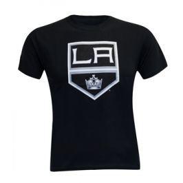 Levelwear Dětské tričko  Core Logo NHL Los Angeles Kings černé, M
