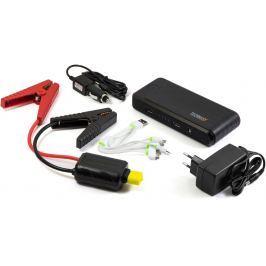 Technaxx Jump Starter, Powerbanka 3-v-1, 10000mAh, startér, nabíjení, světlo, če