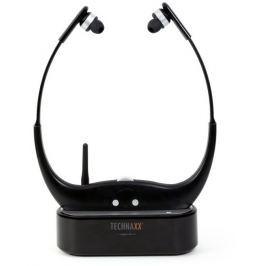 Technaxx bezdrátová stereo sluchátka TV Chin Gurard (TX-99)