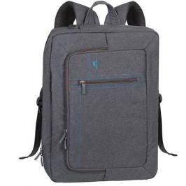 RIVACASE Batoh a taška na notebook zároveň Aspen 7590?, šedá, 16?,