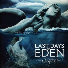CD Last Days Of Eden : Chrysalis