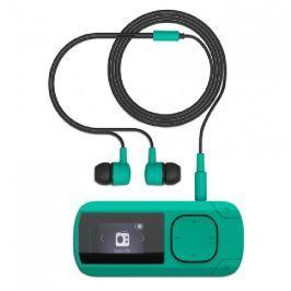 Energy sistem ENERGY MP3 Clip Mint (8GB, MicroSD, FM, sluchátka)