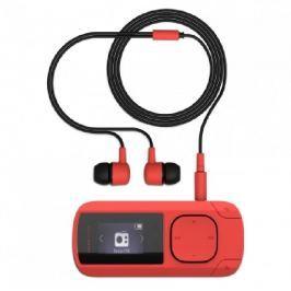 Energy sistem ENERGY MP3 Clip Coral (8GB, MicroSD, FM, sluchátka)