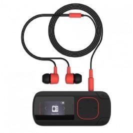 Energy sistem ENERGY MP3 Clip Bluetooth Coral (8GB, MicroSD, FM, sluchátka)
