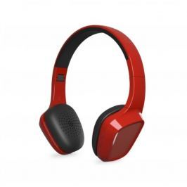 Energy sistem ENERGY Headphones 1 Bluetooth Red, stylová Bluetooth 3.0 sluchátka, 93 ±3 dB