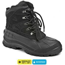Kamik Fargo black pánská zimní obuv, 45