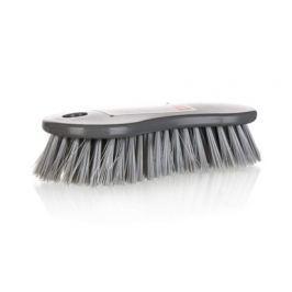 BRILANZ Kartáč na podlahu ECONOMY 15 cm, stříbrný