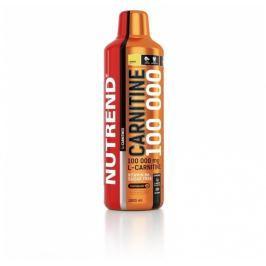 Nutrend Doplněk stravy spalovač tuků  Carnitine 100000 1L, Pomeranč