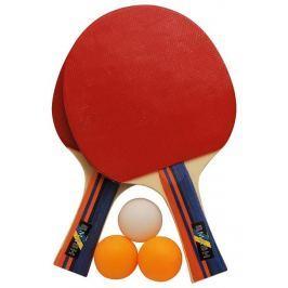 Rulyt Set na pingpong  2ST-01, 2 x raketa, 3 x míč