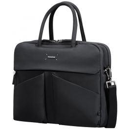 Samsonite Dámská taška na notebook  Lady Tech ORGANIZ. BAILHANDLE 14.1, Black