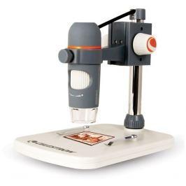 Celestron ruční digitální mikroskop PRO se základnou (44308)