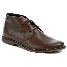Koma 110205 hnědé pánské nadměrné boty, 46