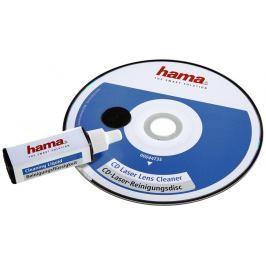 HAMA CD čisticí disk s čisticí kapalinou