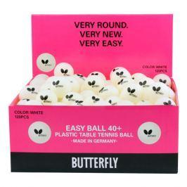 Butterfly Míčky  Easy Ball 40+ (120 ks)