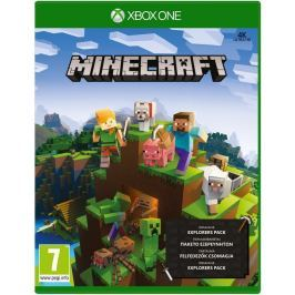 Microsoft XBOX ONE - Minecraft Explorers Pack