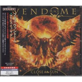 CD Place Vendome : Close To The Sun / Japan