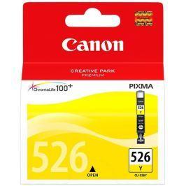 Canon Inkoustová náplň  CLI526 Y blister se zabezpečením