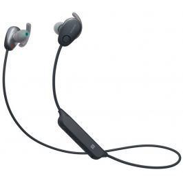 Sony WISP600 Sportovní Bluetooth sluchátka do uší Extra Bass, NFC, ovladač s mik
