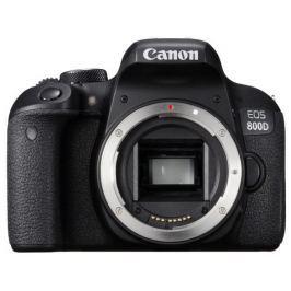 """Canon EOS 800D Black body - 24 MP , otočný dotykový 3""""LCD, FullHD"""