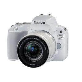 Canon EOS 200D White + EF18-55STM CP