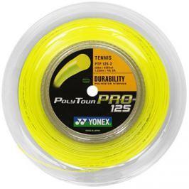 Yonex Tenisový výplet  Poly Tour Pro 200m, žlutá, 1,20 mm