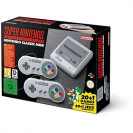 Nintendo Herní konzole  Classic Mini: SNES