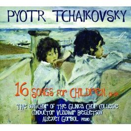 CD Tchaikovsky - Begletsov: 16 Songs For Children