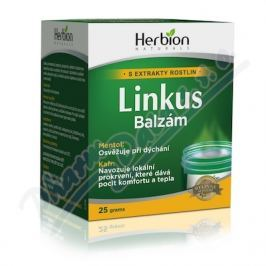 HERBION LINKUS balzám 25 g
