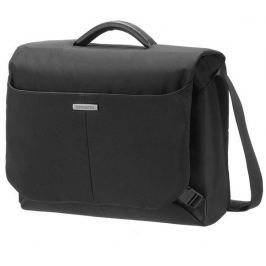 Samsonite Case messenger  46U09003 16'' ERGOBIZ , comp., tblt, docu, pocket, blk