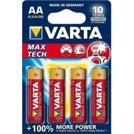 Varta Baterie, AA (tužková),  4 ks,  MaxTech