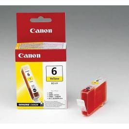 Canon Inkoustová náplň  BCI6Y žlutá | BJC-8200, i950, S800/S820D/S830D/S900