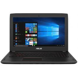 Asus FX502VD 15,6/i7-7700HQ/256SSD+1TB/2*8G/GTX1050/W10, černý