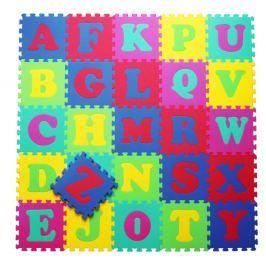 Pěnové puzzle silné - Abeceda (díl 30x30cm)