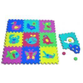 Pěnové puzzle silné Zvířata (díl 30x30)