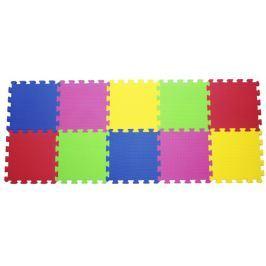 Pěnové puzzle silné 10 dílů (díl 30x30cm)