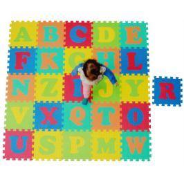 Pěnové puzzle struktura - Abeceda (díl 30x30cm)
