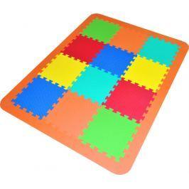 Pěnové puzzle struktura s okraji (díl 30x30cm)