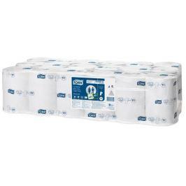 TORK Toaletní papír Universal, jednovrstvý, bez středové role, střední velikost, TO
