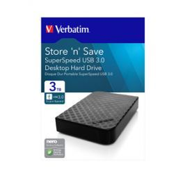 Verbatim HDD Store 'n' Save 3TB USB 3.0 GEN2